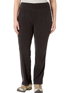 33cdaaa93fd White Sierra Plus Size Alpha Tek Fleece Pants at Zappos.com