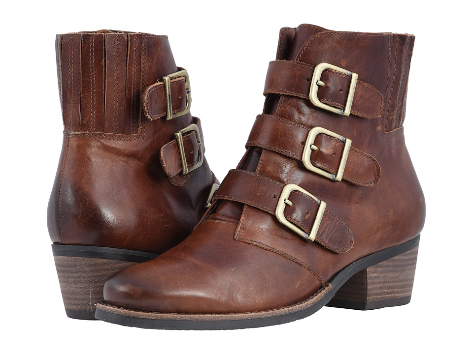 Walking Cradles Graham (Chestnut Rustic Leather)