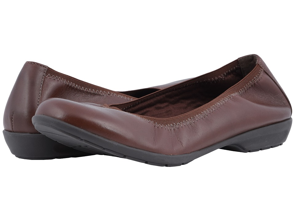 Walking Cradles Foley (Tobacco Leather) Flats