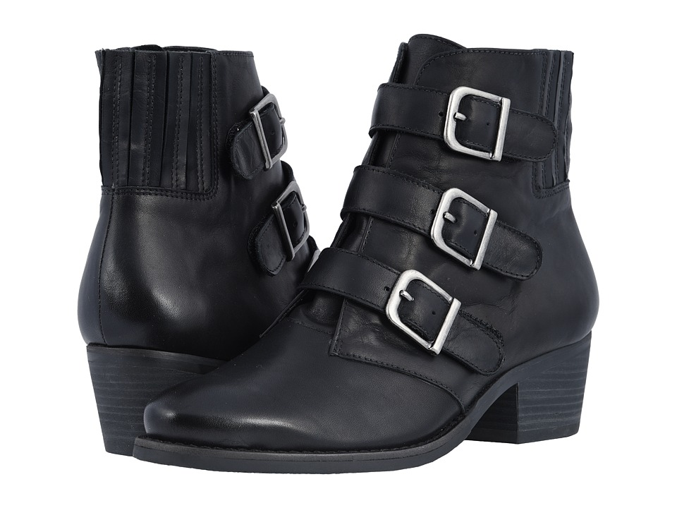 Walking Cradles Graham (Black Rustic Leather)