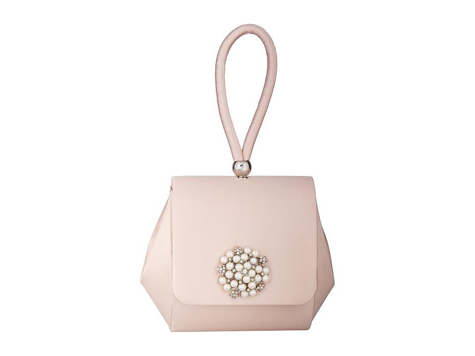 Jessica McClintock - Honey Flap (Blush) Handbags
