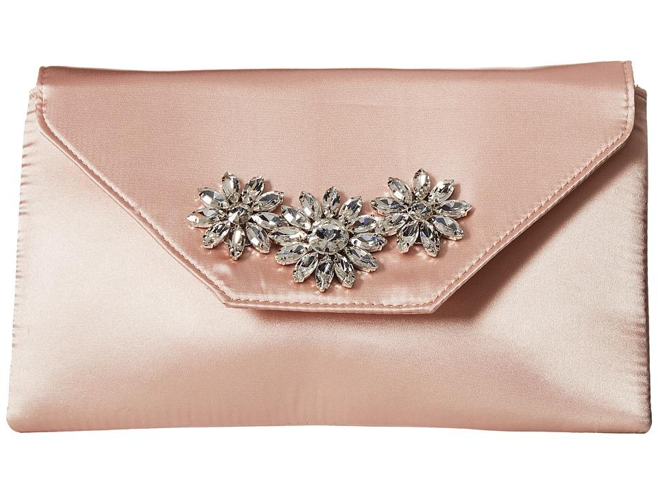 Jessica McClintock - Riley Clutch (Blush) Clutch Handbags