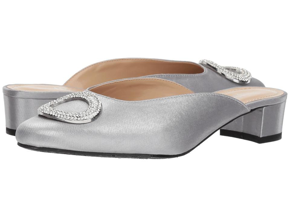 J. Renee Melosa (Silver) High Heels