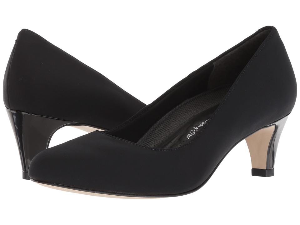 Walking Cradles Joy (Black Micro) Women's Shoes