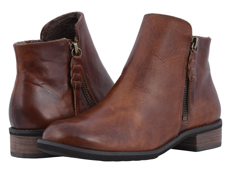 Walking Cradles Kason (Chestnut Rustic Leather)