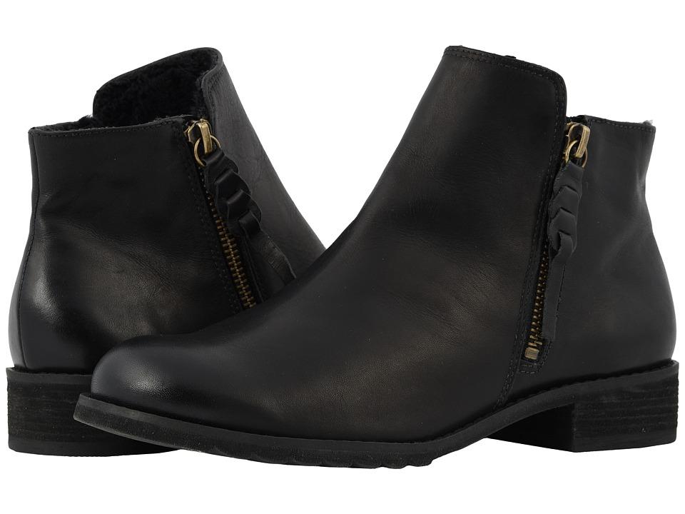 Walking Cradles Kason (Black Rustic Leather)