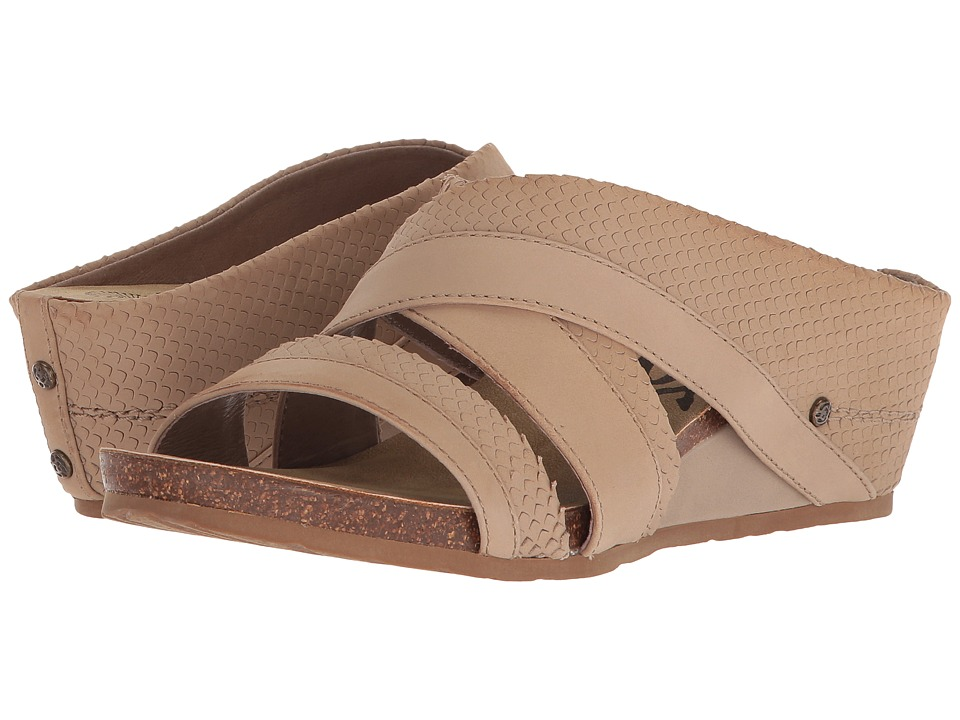 OTBT Departure (Pecan) Women's Dress Sandals