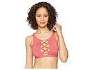 Roxy Solid Softly Love Crop Top