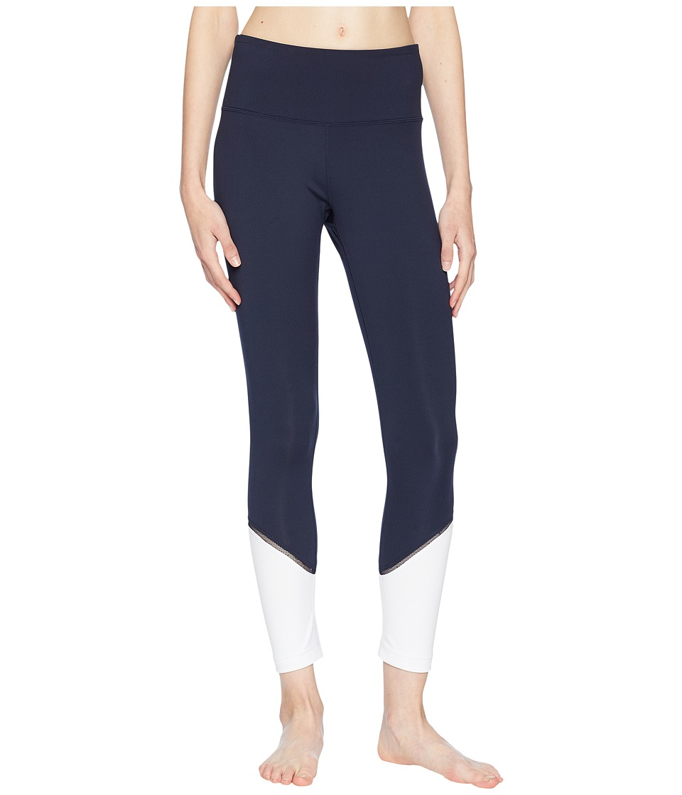 Kate Spade New York Athleisure - Color Block Leggings (Rich Navy Multi) Womens Casual Pants