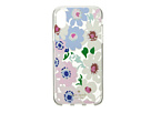 Kate Spade New York Jeweled Daisy Garden Clear Phone Case for iPhone X