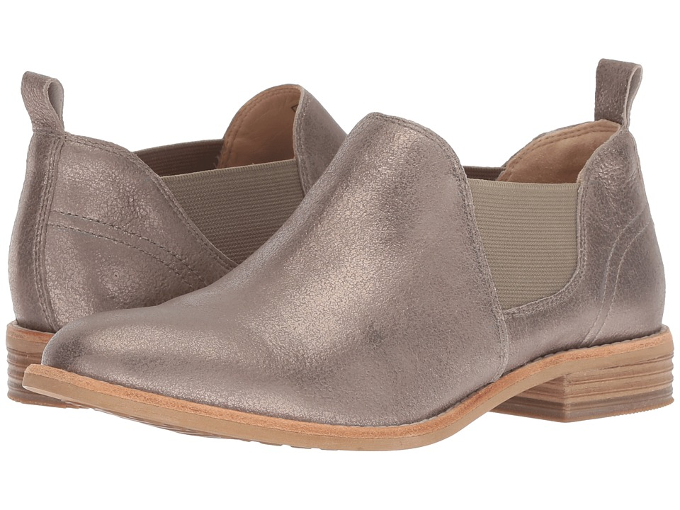 Clarks Edenvale Page (Pewter Suede) Women's Shoes