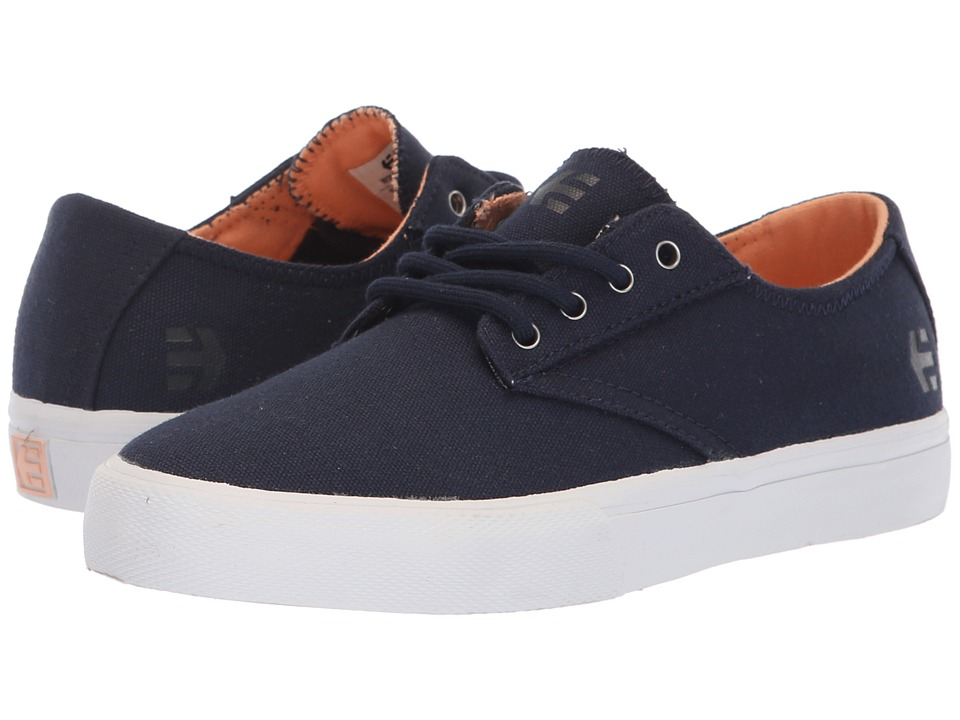 etnies Jameson Vulc LS (Navy) Women's Skate Shoes