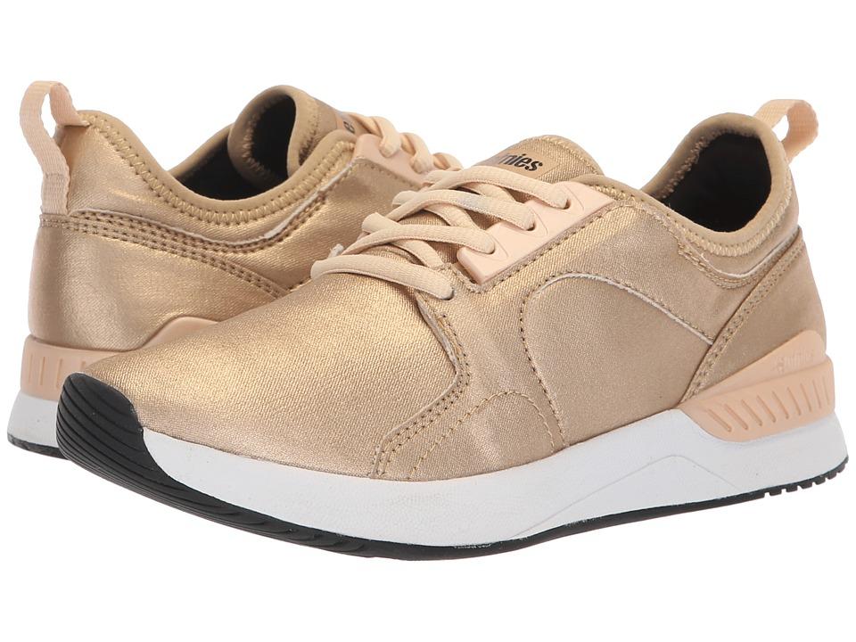 etnies Cyprus SC (Gold) Women's Skate Shoes