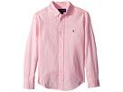 Polo Ralph Lauren Kids Linen-Cotton Shirt (Little Kids/Big Kids)