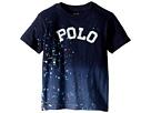 Polo Ralph Lauren Kids Paint-Splatter Cotton T-Shirt (Toddler)