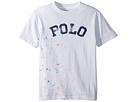Polo Ralph Lauren Kids Paint-Splatter Cotton T-Shirt (Big Kids)