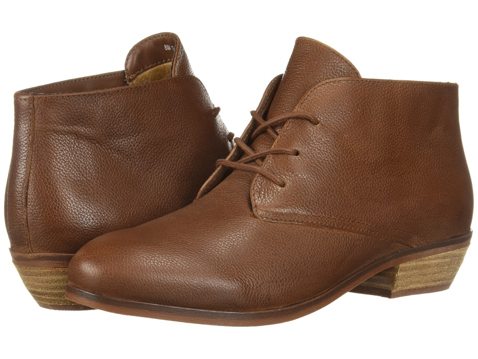 SoftWalk Ramsey (Cognac) Women's Shoes