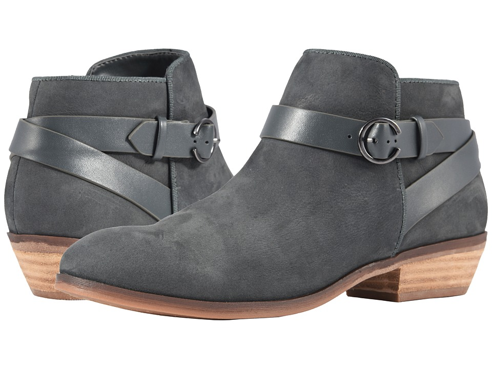SoftWalk Raven (Graphite) Women's Shoes