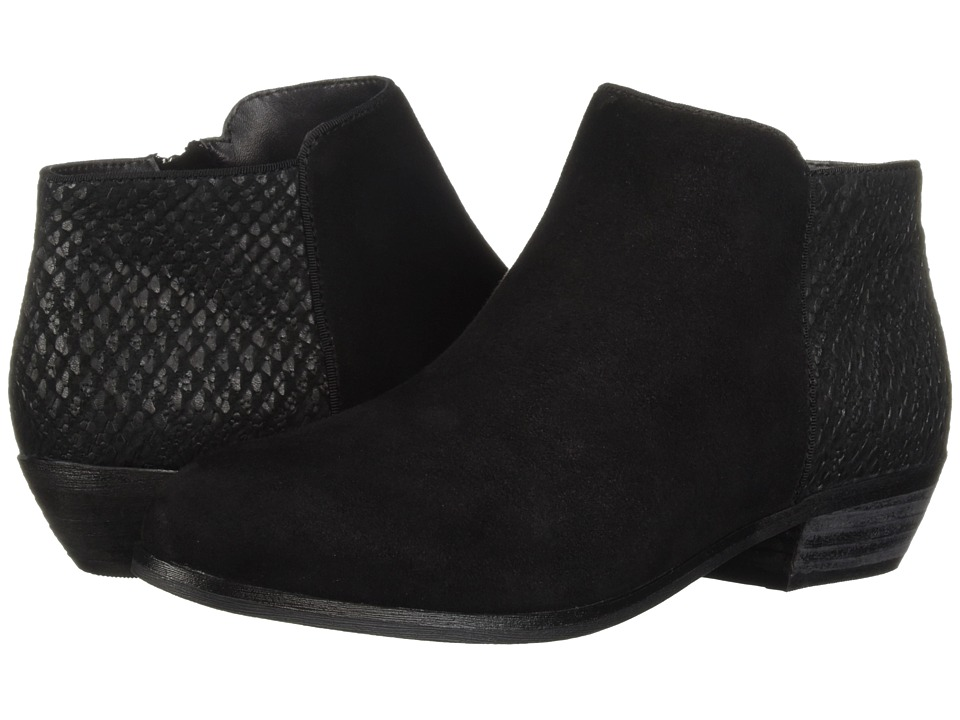 SoftWalk Rocklin (Black) Women's Shoes