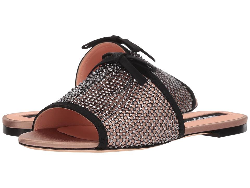 Rochas - Flat Sandals (Light/Pastel Pink) Womens Sandals