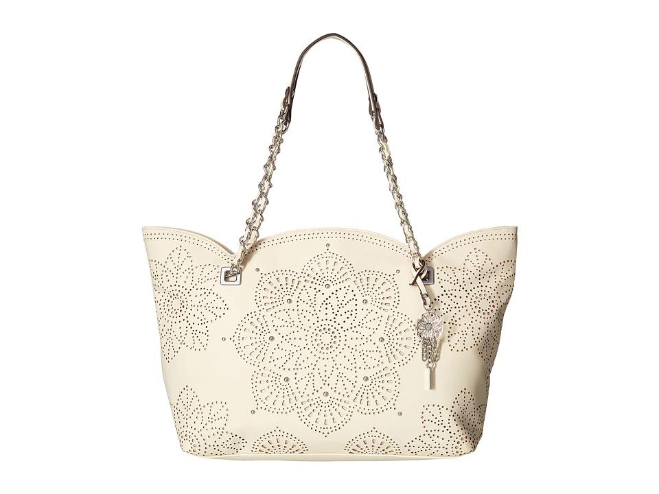 Jessica Simpson - Sunny Tote (Gardenia) Tote Handbags