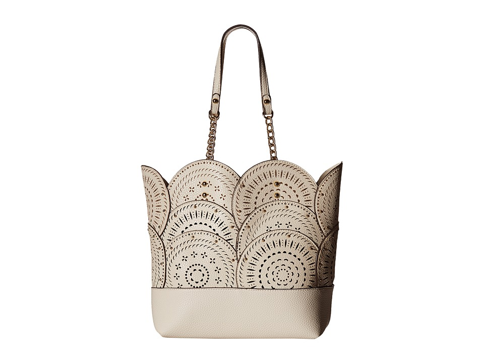 Jessica Simpson - Juliana Tote (Gardenia) Tote Handbags