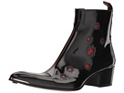 Jeffery-West Steel Zip Bullet Boot