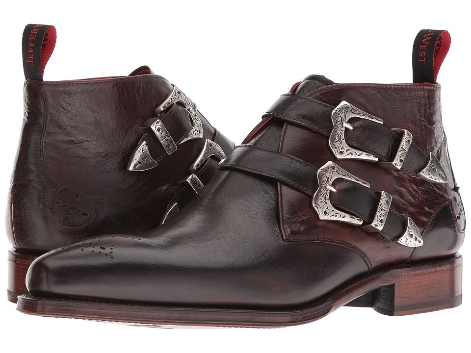 Jeffery-West - Nosferatu (Brown) Mens Shoes