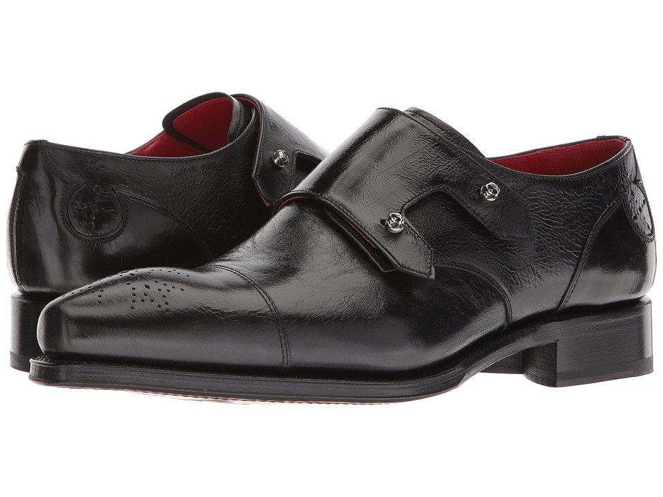 Jeffery-West - Crypt (Black) Mens Shoes