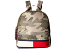 Tommy Hilfiger Nori Flag Camo Nylon Backpack