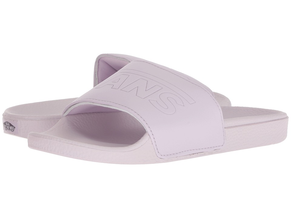 Vans Slide-On (Lavender Fog) Sandals