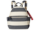 Tommy Hilfiger Classic Tote Backpack Woven Rugby