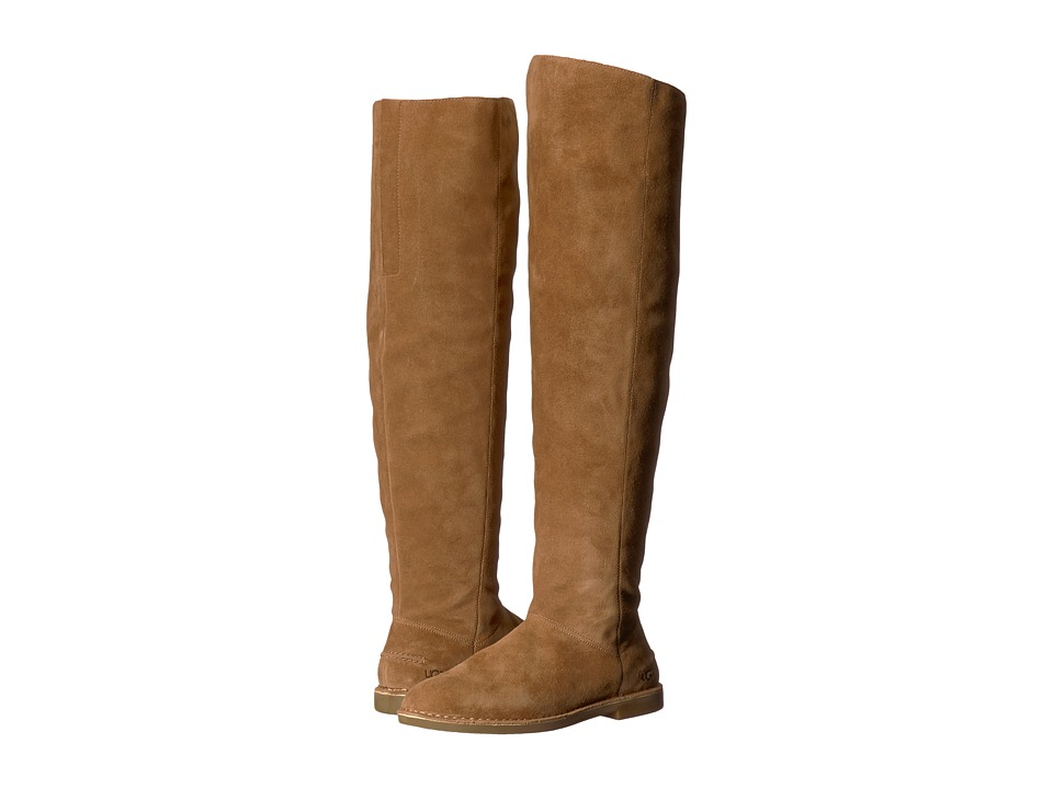 UGG Loma Over the Knee Boot (Chestnut)