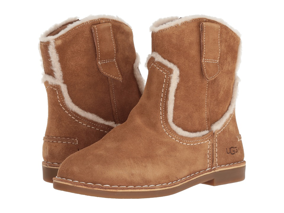 UGG Catica (Chestnut) Women's Pull-on Boots