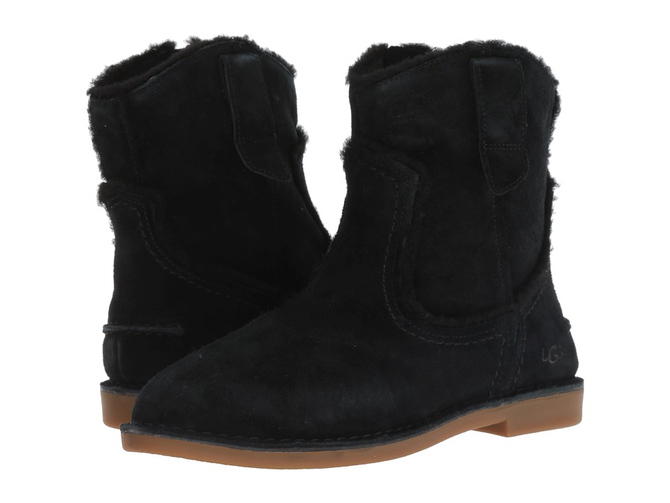 UGG Catica (Black) Women's Pull-on Boots