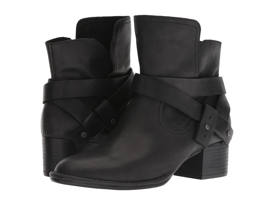 UGG Elysian Boot (Black) Women's Pull-on Boots