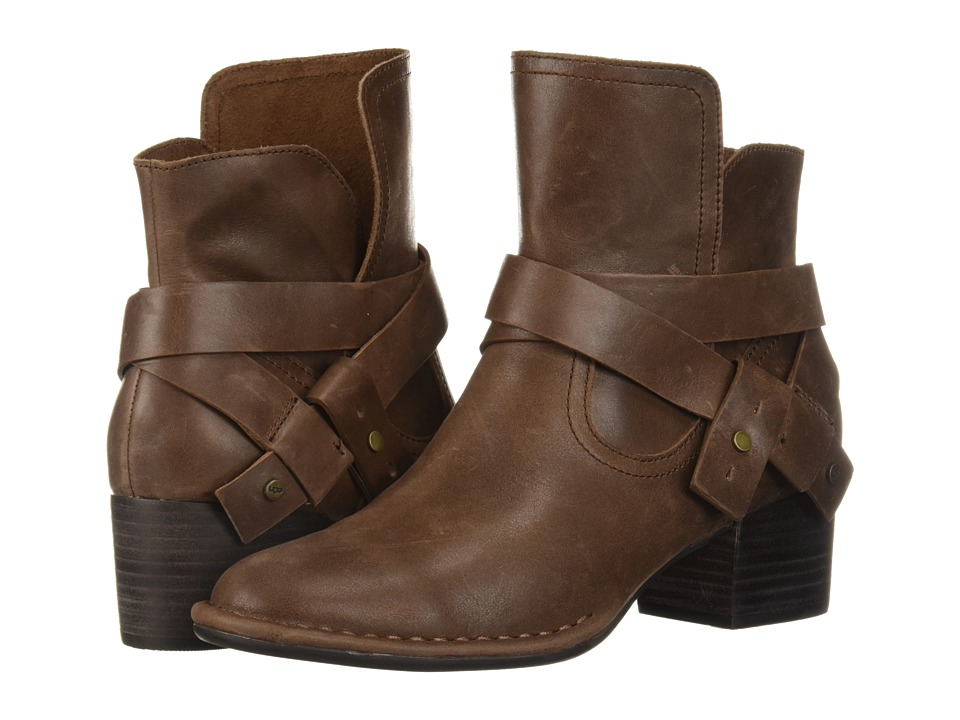 UGG Elysian Boot (Coconut Shell) Women's Pull-on Boots