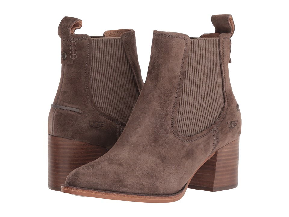UGG Faye Boot (Mysterious) Women's Pull-on Boots