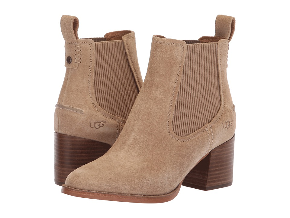 UGG Faye Boot (Tideline) Women's Pull-on Boots