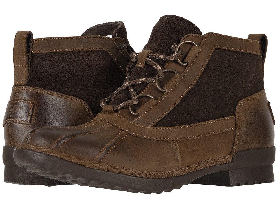 UGG Heather Boot (Coconut Shell) Women's Lace-up Boots