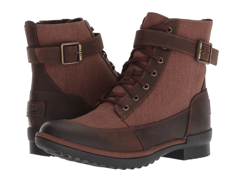 UGG Tulane Boot (Coconut Shell) Women's Lace-up Boots