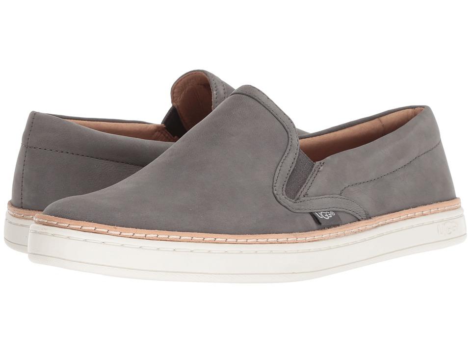 UGG Soleda Sneaker (Charcoal) Slip-On Shoes