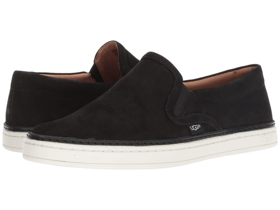 UGG Soleda Sneaker (Black) Slip-On Shoes