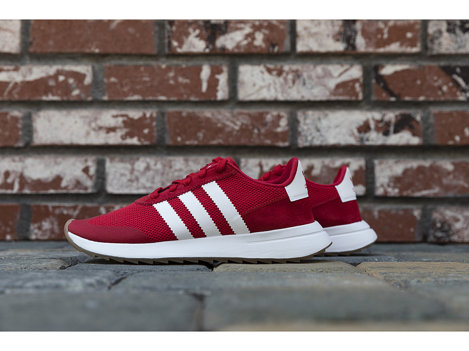 adidas Originals FLB_Runner W (Scarlet/Scarlet/White) Women's Shoes