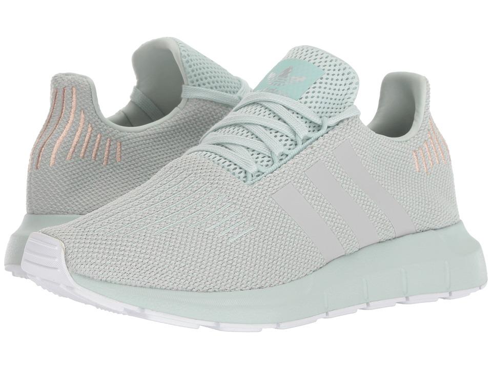 adidas Originals Swift Run W (Vapor Green/Grey 2/White) Women's Shoes