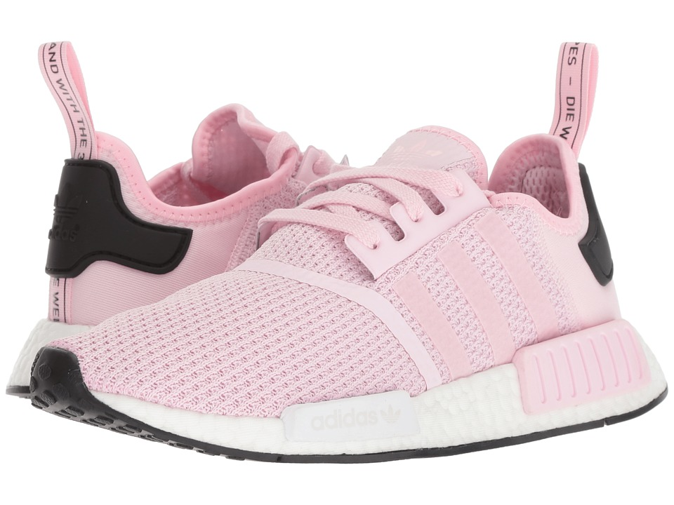 adidas Originals NMD_R1 W (Clear Pink/White/Black) Women's Shoes