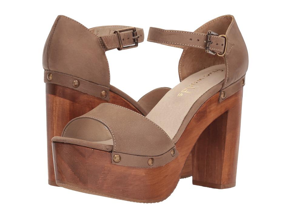 Cordani - Tulum (Bisque Nubuck 1) High Heels
