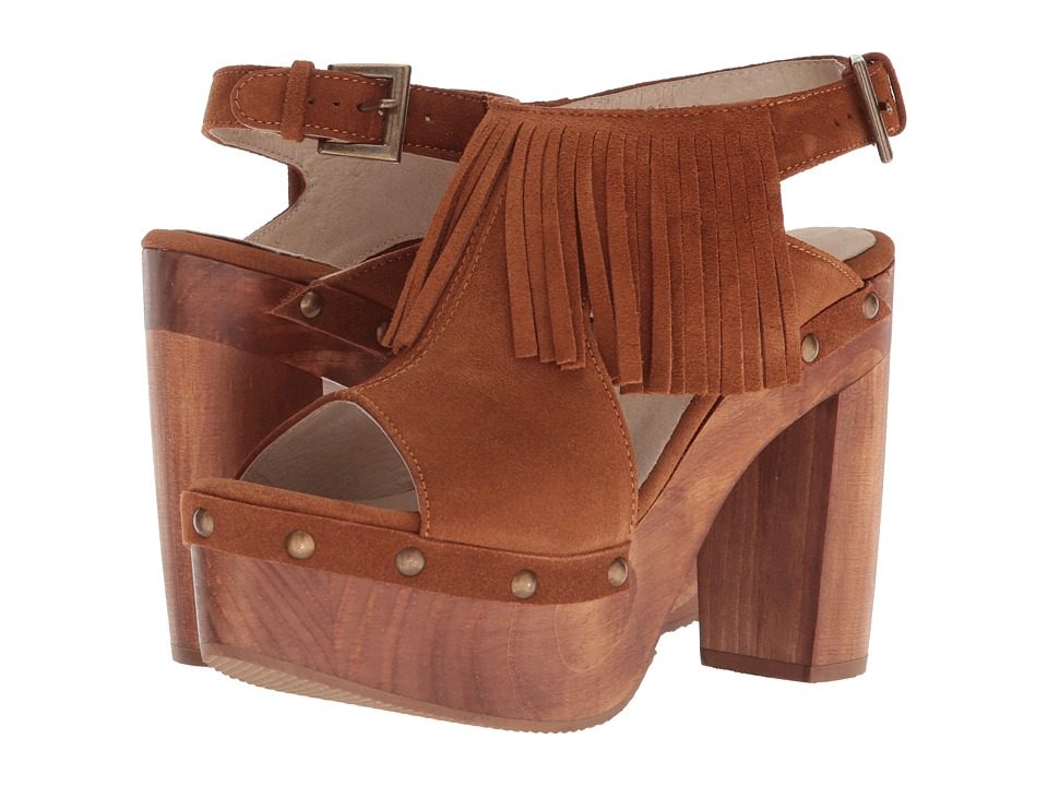 Cordani Tijuana (Honey Suede) High Heels