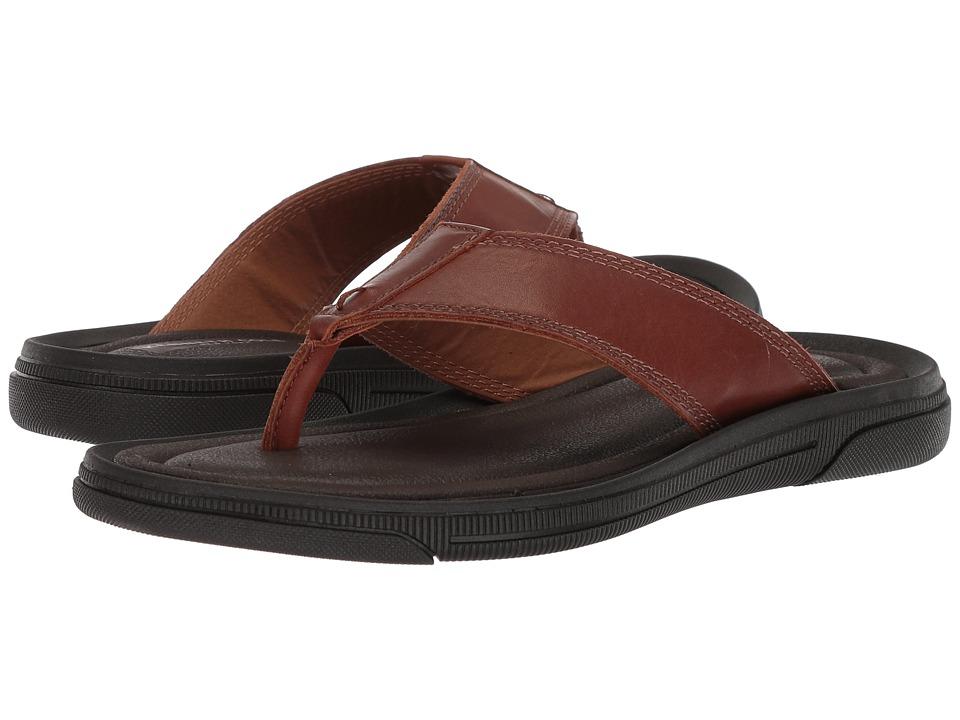 Kenneth Cole New York - Yard Sandal B (Cognac) Mens Sandals