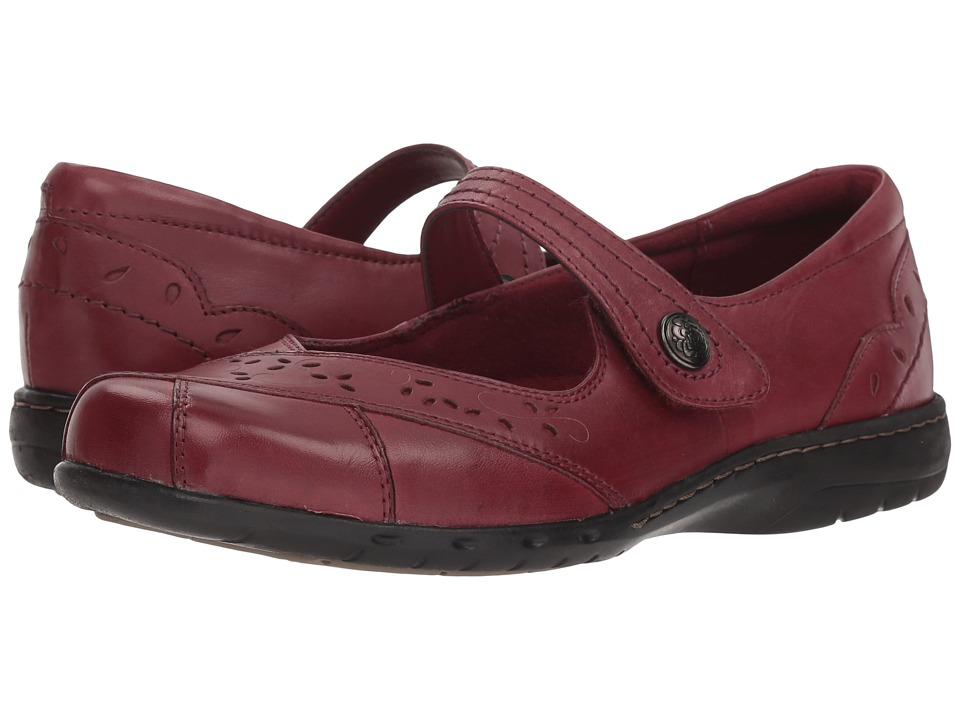 Rockport Cobb Hill Collection Cobb Hill Petra (Bourdeaux) Maryjanes